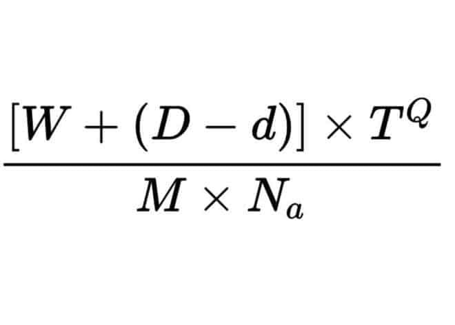 blue monday formula