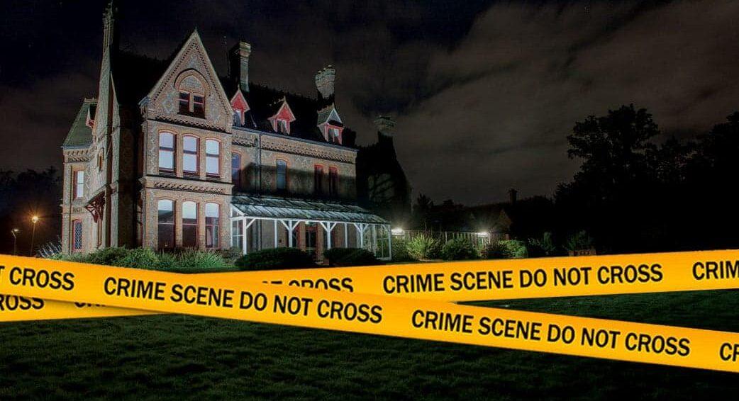 Manor House Murder Online Team Building Games