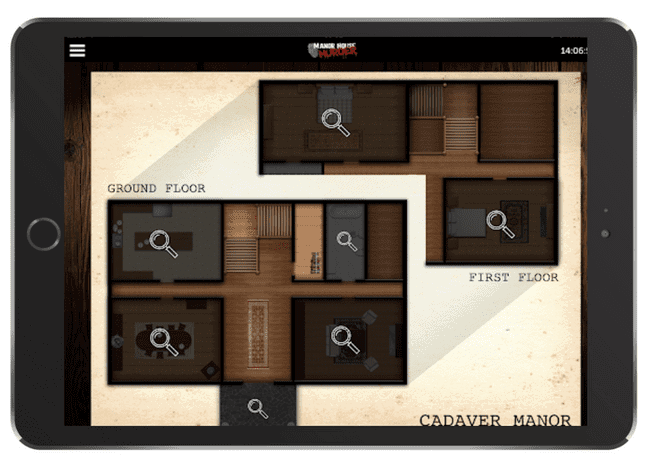 Manor House Murder Virtual Team Building