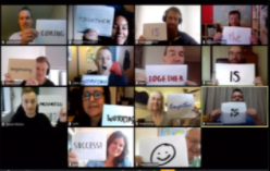 Virtual Away Day Game online team building
